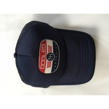 Cap with red/white/blue logo