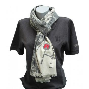 3601 Men's shawl