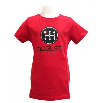 3905 Kids Tee DL red