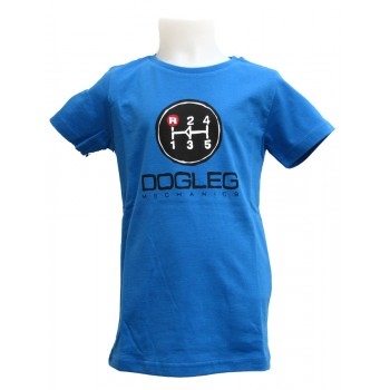 3904 Kids Tee DL blue