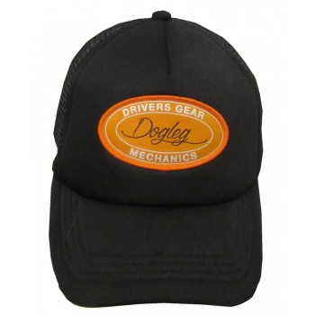 3606 Cap with orange logo